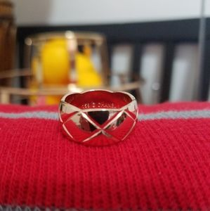 chanel Jewelry - Preowned chanel ring size 8